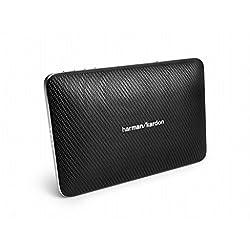 Harman Kardon ESQUIRE 2 Bluetoothスピーカー スマホ用スピーカーフォン/Bluetooth対応 ブラック HKESQUIRE2BLK 【国内正規品】