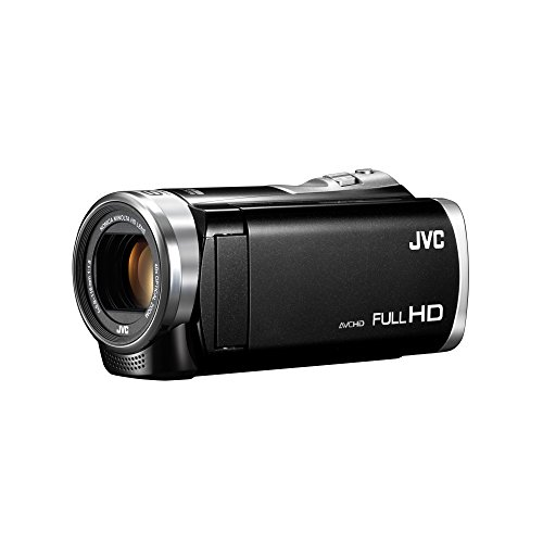 JVC Everio 8GB内蔵メモリー フルハイビジョンビデオカメラ GZ-E880 (単品, ブラック(B))