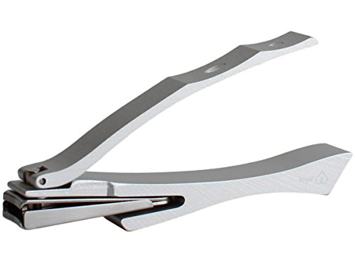 インド結び目希少性ヨシタ手工業デザイン室 ヨシタシュコウギョウデザインシツ ツメキリ Griff (回転刃タイプ/爪ヤスリ付き)