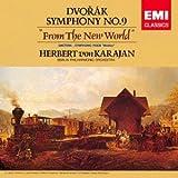 ドヴォルザーク:交響曲第9番「新世界より」/スメタナ:モルダウ