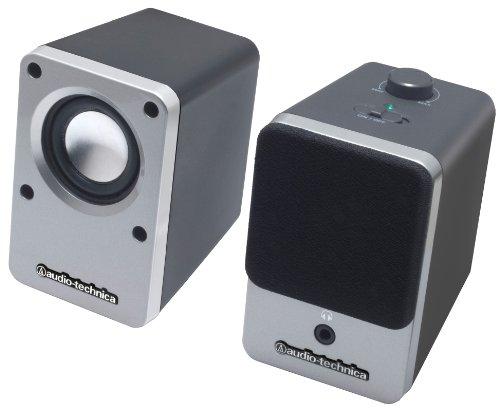 Audio-Technica オーディオテクニカ アクティブスピーカー AT-SP102SV
