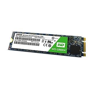 WD SSD 内蔵SSD M.2 240GB WD Green SATA3.0 6G / 3年保証 / WDS240G1G0B