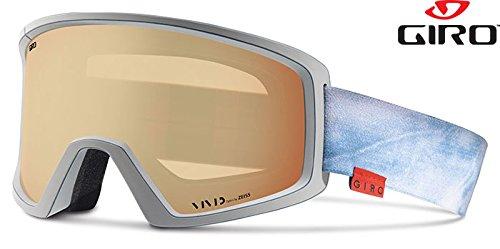 ジロ ブロック アジアンフィット メンズ ゴーグル STONEWASHEDVividCopper20 BLOK AF