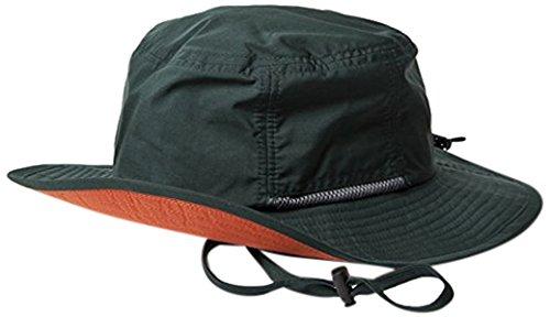 『ベーシックエンチ(撥水)サファリハット Teflon Safari Hat 帽子 アウトドア フリーサイズ キッズサイズ ビッグサイズ』画像