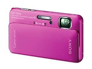 SONY デジタルカメラ Cybershot TX10 1620万画素CMOS 光学x4 ピンク DSC-TX10/P