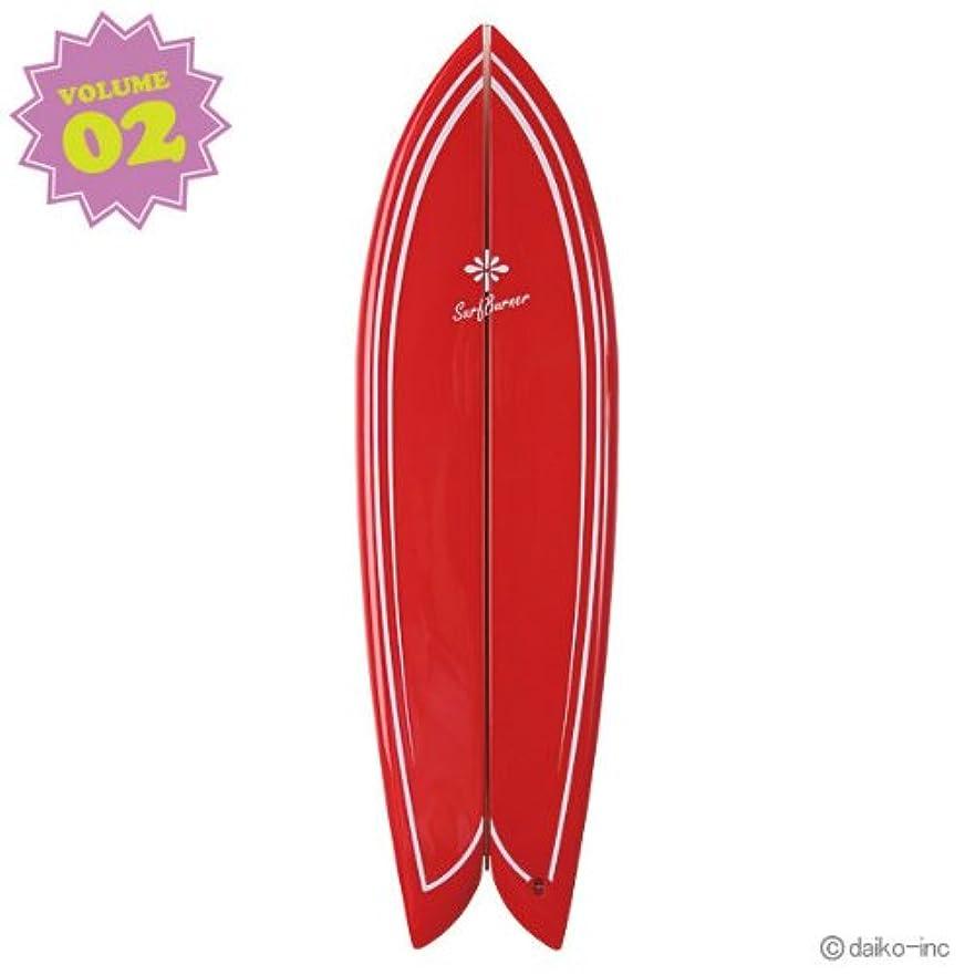 乳白ナチュラインキュバス大香 SURF BURNER サーフバーナー RETRO FISH Jeffreys Bay Vol.2