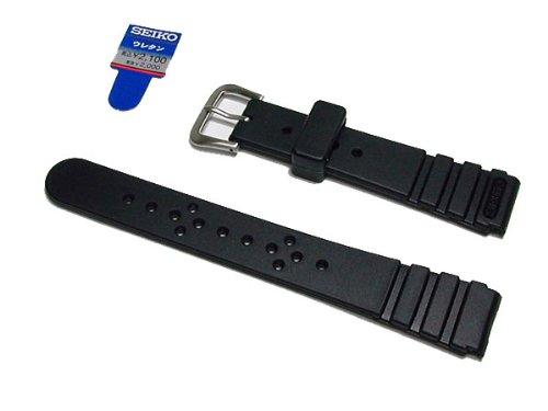 18mm セイコー ダイバー ウレタンバンド DAL5