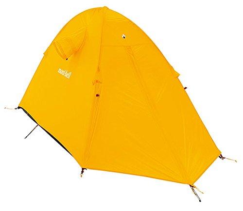 モンベル(mont-bell) テント ステラリッジテント 2型 [1~2人用] サンライトイエロー 1122476-SUYL
