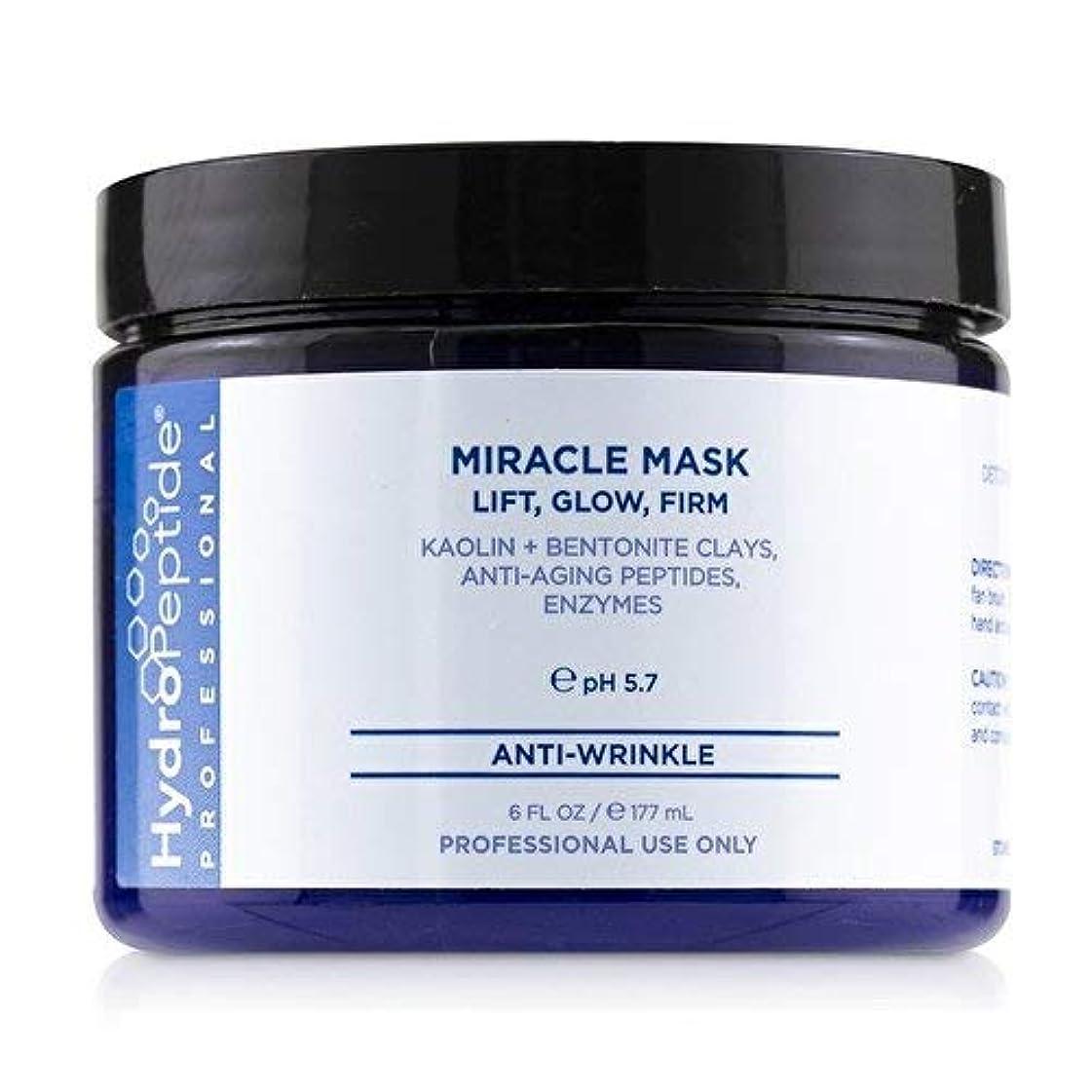 安定した異常な再生可能ハイドロペプチド Miracle Mask - Lift, Glow, Firm (pH 5.7) (Salon Size) 177ml/6oz並行輸入品
