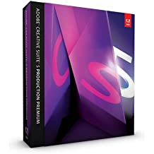 Adobe Creative Suite 5 Production Premium Macintosh版 (旧製品)