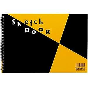 マルマン スケッチブック 図案シリーズ B5 画用紙 S140 10冊パック