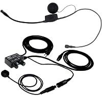 アドニス電気(ADONIS DENKI) バイクマイクロホンセット (K) タイプ 【品番】HP-1800(K)