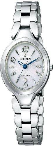 [シチズン]CITIZEN 腕時計 EXCEED エクシード Eco-Drive エコ・ドライブ EX2040-55A レディース