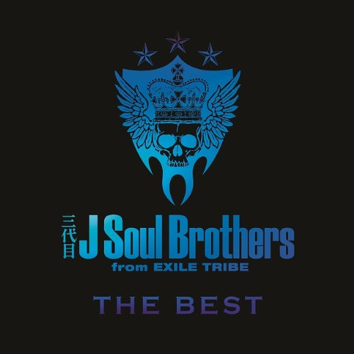 THE BEST / BLUE IMPACT (2枚組ALBUM+2枚組DVD) (通常盤) - 三代目 J Soul Brothers from EXILE TRIBE