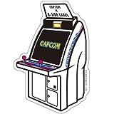 CAPCOM×B-SIDE LABELステッカー アーケード インプレス