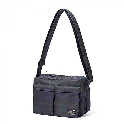 (ヘッド・ポーター) HEADPORTER HIGHLAND SHOULDER BAG (S) GREEN