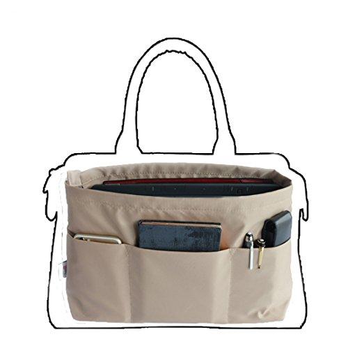 bag in bag™バッグインバッグ インナーバッグ 収納バッグ 収納力抜群 旅行 ポーチ 小物入れ A4