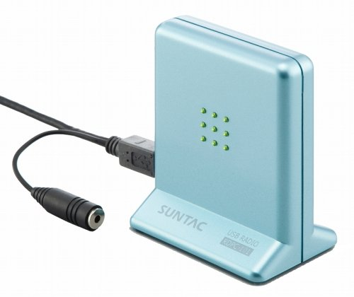 USB AM/FMラジオ RDPC-101/S