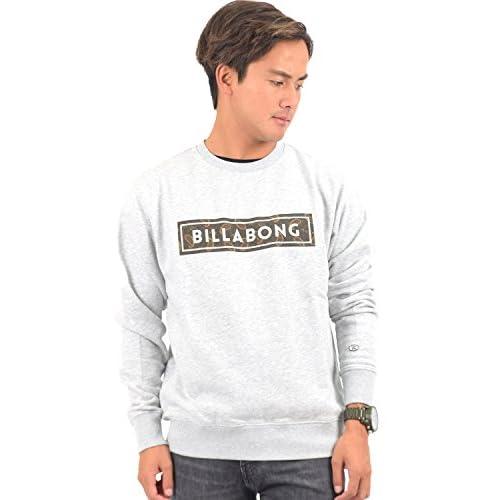(ビラボン) BILLABONG メンズトレーナー AF012-009 GRH L