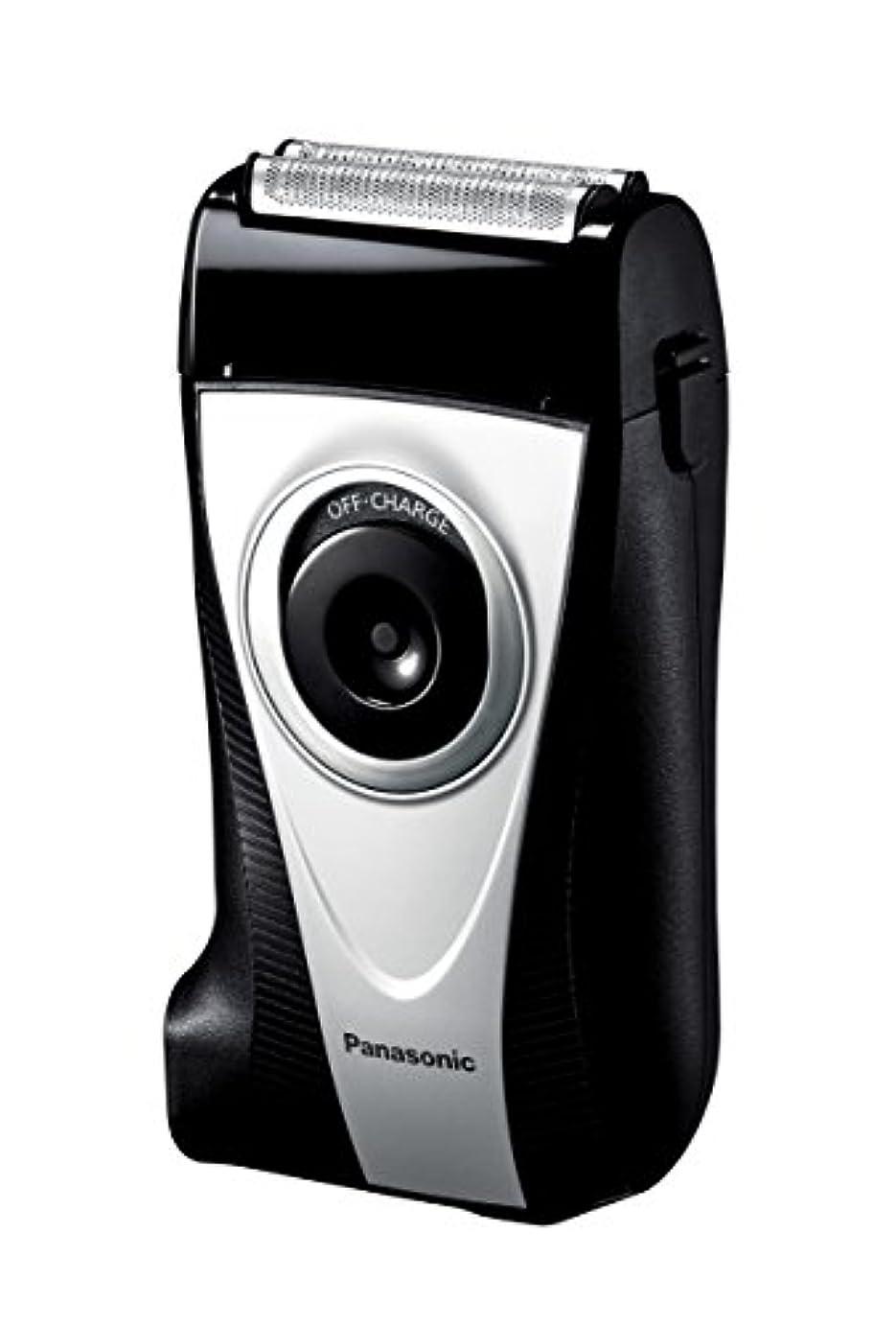 メディアダーツ和らげるパナソニック メンズシェーバー 2枚刃 シルバー調 ES-RP30-S