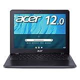 Google Chromebook Acer ノートパソコン C871T-A38P 12.0インチ 日本語キーボード Core i3-10110U 8GBメモリ 64GB eMMC タッチパネル搭載