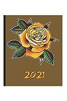 2021: Tolles Jahrbuch Fuer 2021 Auch Als Terminplaner Oder Notizbuch Zu Verwenden. Kalender Fuer Jeden.