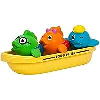 Munchkin Bath Toy, School of Fish [並行輸入品]
