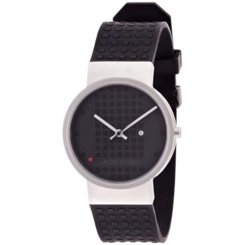 [ヤコブイェンセン]JACOB JENSEN 腕時計 Clear 412 メンズ 【正規輸入品】
