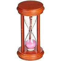 シンワ測定 キッチンタイマー(アナログ) ピンク 3分計 70551