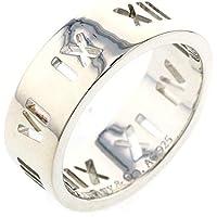 (ティファニー)TIFFANY&Co. アトラス リング・指輪 シルバー925 メンズ 中古