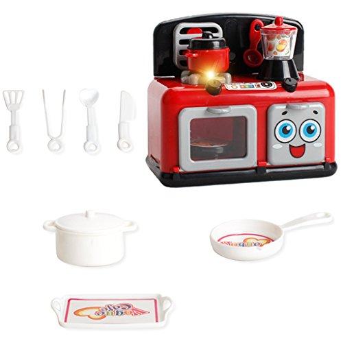 Perfk 全8色 食べ物 料理 キッチンツール おもちゃ ...