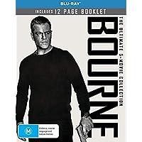 The Ultimate 5 Movie Bourne Collection | NON-USA Format | Region B Import - Australia [並行輸入品]