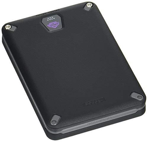 I-O DATA ハードウェア暗号化&パスワードロック対応耐衝撃ポータブルHDD HDPD-SUTB1 (USB 3.0対応/1.0TB)