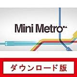 Mini Metro|オンラインコード版【Nintendo Switch 年末年始インディーゲーム スタンプカードキャンペーン スタンプ付与対象商品】