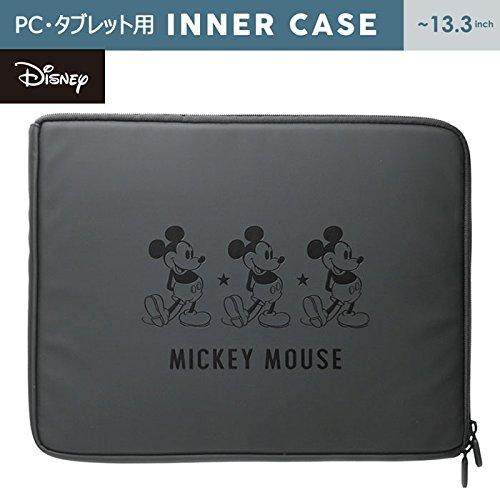 ディズニー ミッキーマウス インナーケース パソコン タブレット ノートパソコン インナーバッグ 収納 鞄 パソコンバッグ キャラクター ミッキー かわいい パソコン用 バッグ カバン PCバッグ ノートPC用 mac macbook pcケース s-pg_7a376