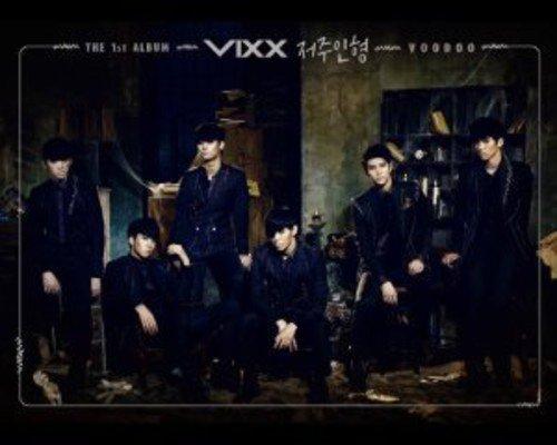 Vixx 1集 - VOODOO (韓国盤)