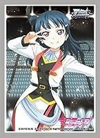 「ラブライブ!サンシャイン!!/MIRAI TICKET」金銀キャンペーン特製スリーブ F(津島善子)55枚