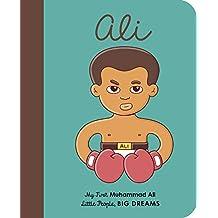 Muhammad Ali (My First Little People, Big Dreams): 26