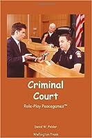 Criminal Court: Role-Play Peacegame [並行輸入品]