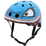 Hornit Mini Lids Kids Helmet with Light Adjustable from Toddler to Youth Child Sizes for Biking, Skating and Multi-Sport