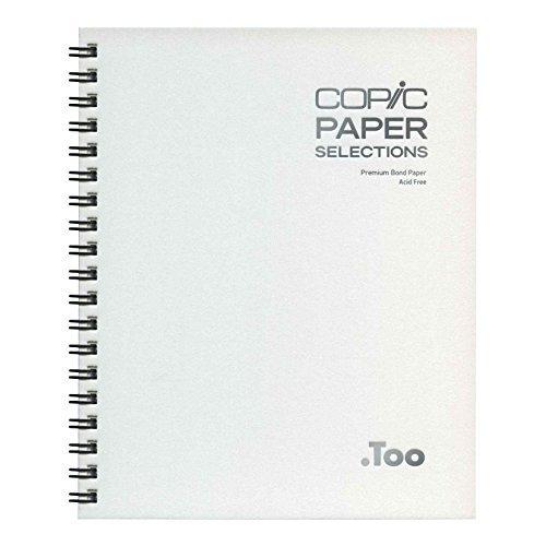 Too コピック ペーパーセレクション スケッチブック Sサイズ