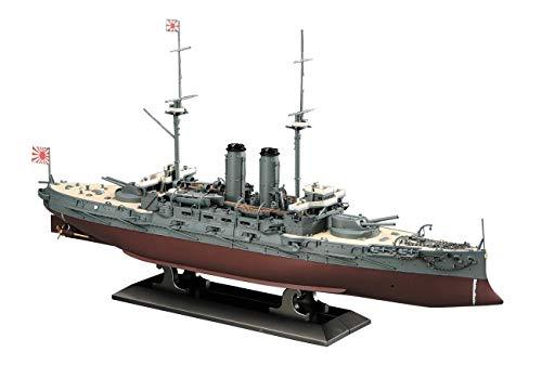 ハセガワ 1/350 日本海軍 戦艦 三笠 日本海海戦 プラモデル Z21
