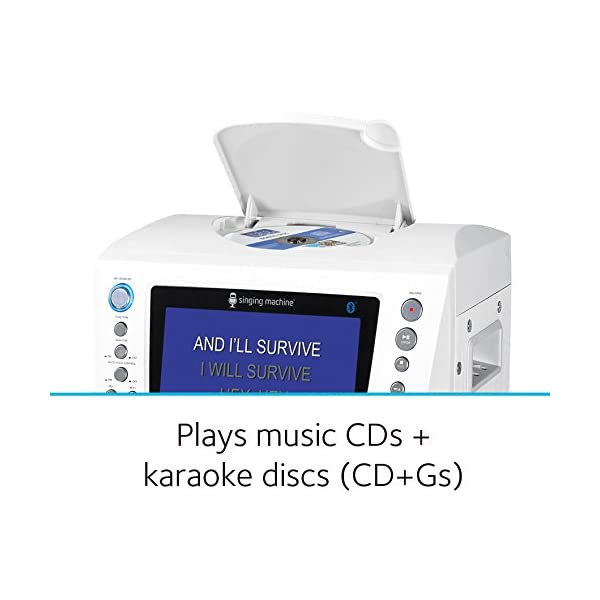 Singing Machine Bluetoo...の紹介画像5