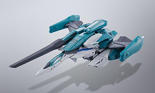 HI-METAL R 超時空要塞マクロス VF-2SS バルキリーII+SAP(ネックス・ギルバート機) 約190mm ABS&PVC製 塗装済み可動フィギュア