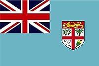 太田旗店 フィジー 国旗 50×70㎝ 地球にやさしい外国旗