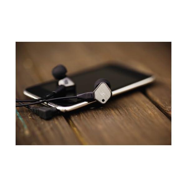 ゼンハイザー カナル型イヤホン 耳かけ式/低音...の紹介画像5