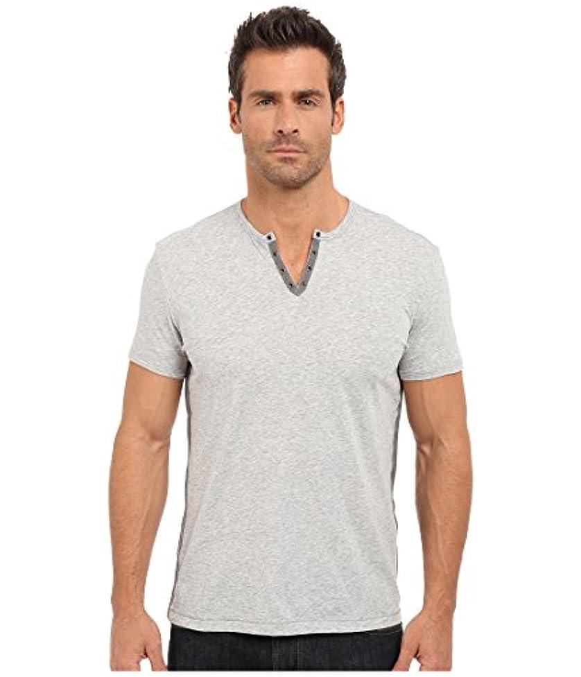 膨らみ音楽家スラム街[ジョンバルバトス] メンズ シャツ Short Sleeve Eylelet Crew Shirt [並行輸入品]