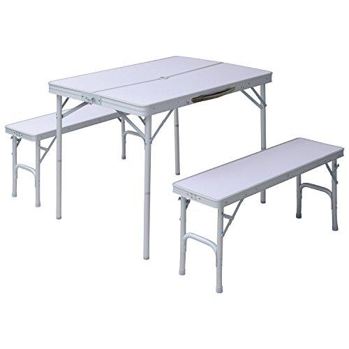 キャンパーズコレクション テーブルベンチセット