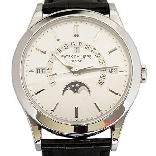パテック・フィリップ PATEK PHILIPPE パ-ペチュアルカレンダ- 5496P-001 新品 腕時計 メンズ [並行輸入品]