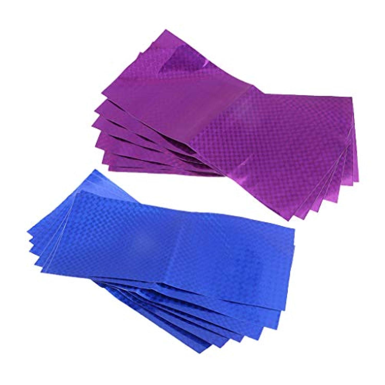 初心者くしゃくしゃショートカットB Blesiya 12枚入 釣りルアー作り フラッシュテープ 反射テープ 装飾 修理 ブルー&パープル